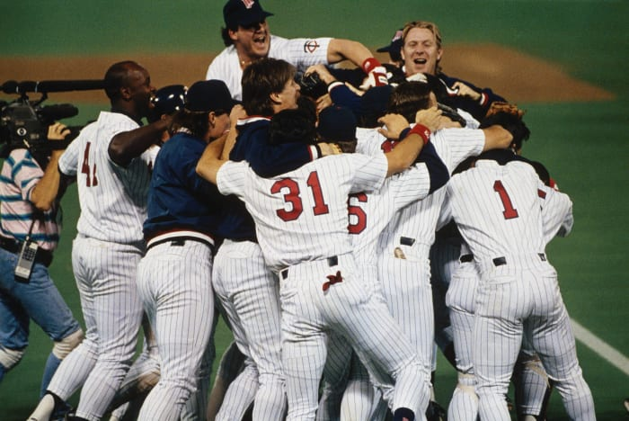 1991: Game 7 - Minnesota Twins 1, Atlanta Braves 0 (10 innings)