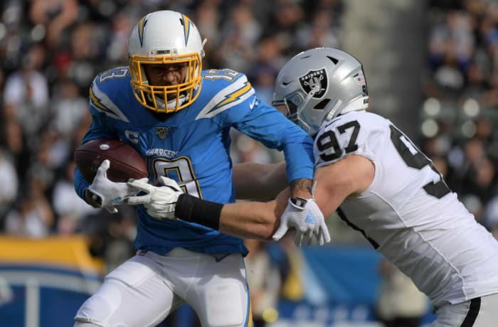 Los Angeles Chargers: Keenan Allen, WR