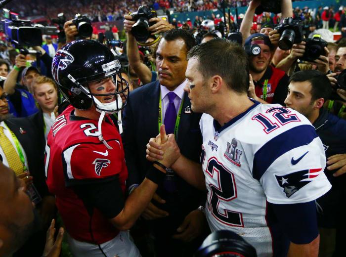 Super Bowl LI: Patriots 34, Falcons 28