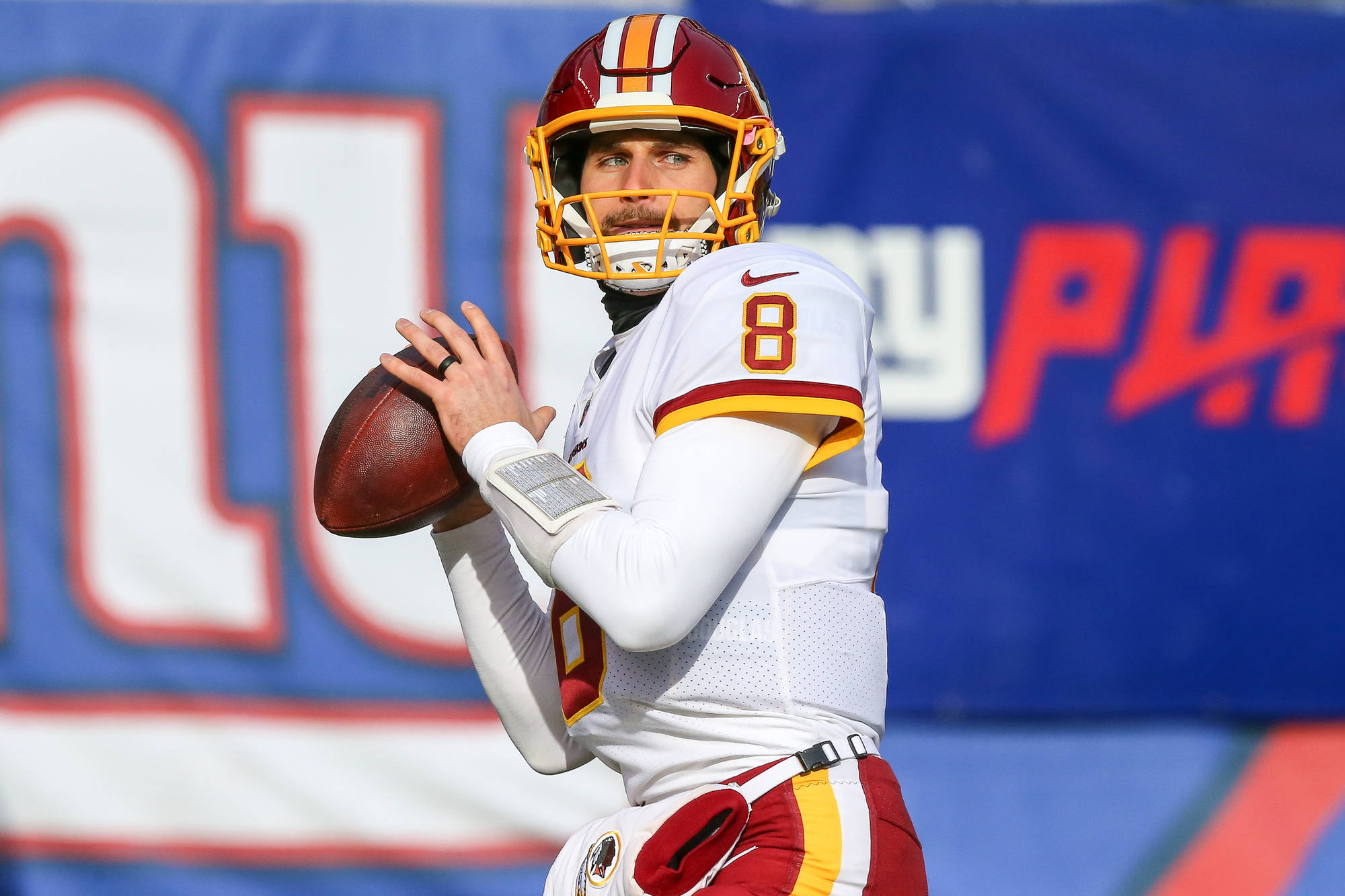 Vegas odds have Cardinals among favorites to sign QB Kirk Cousins