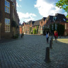 A student studying abroad with ISEP: Leiden - Leiden University