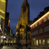 A student studying abroad with Valparaiso University: Reutlingen - Hochschule Reutlingen