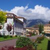 A student studying abroad with CIMBA: Paderno del Grappa - Undergraduate Program