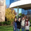 A student studying abroad with USAC: Pau, France - French Language and European Studies