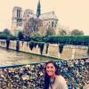 A student studying abroad with API (Academic Programs International): Salamanca - University of Salamanca