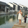 A student studying abroad with Alliance for Global Education: Shanghai - 21st Century City