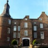A student studying abroad with Emerson College: Kasteel Well: The Netherlands
