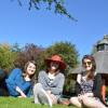 A student studying abroad with CAPA The Global Education Network: Dublin - Study or Intern Abroad