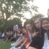 A student studying abroad with Oxbridge Academic Programs: Cambridge - The Cambridge Prep Experience