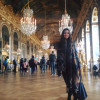 A student studying abroad with IES Abroad: Paris - Business & International Affairs