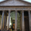 A student studying abroad with The American University of Rome: Rome - Direct Enrollment & Exchange
