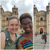 A student studying abroad with Sol Education Abroad: Oaxaca - University of Oaxaca