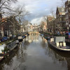 A student studying abroad with IES Abroad: Amsterdam - Law & Criminology