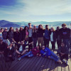 A student studying abroad with ISA Study Abroad in Florianopolis, Brazil