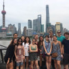 A student studying abroad with The Education Abroad Network ( TEAN ): Shanghai - Fudan University