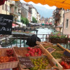 A student studying abroad with College Consortium for International Studies (CCIS): Annecy - Institut Français des Alpes