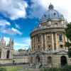 A student studying abroad with Middlebury Schools Abroad: Middlebury – CMRS Oxford Humanities Program