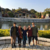 A student studying abroad with The Beijing Center: Semester and Full Year Abroad