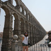 A student studying abroad with IES Abroad: Madrid - Language & Area Studies