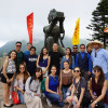 A student studying abroad with University of Texas El Paso: China - MBA Doing Business in China, Hosted by the Asia Institute