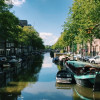 A student studying abroad with IES Abroad: Amsterdam - Social Sciences & Humanities