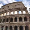 A student studying abroad with SAI Programs: Rome - John Cabot University