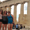 A student studying abroad with IPSL: Thessaloniki - Study Abroad + Service Learning in Greece