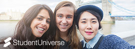 Travel Abroad, Cheap Student Flights with StudentUniverse