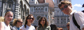 CAPA The Global Education Network: Florence Study or Intern Abroad