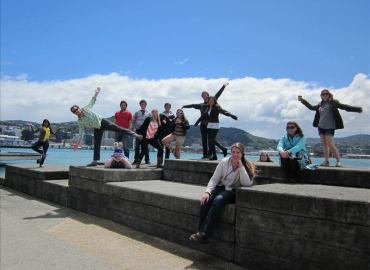 Study Abroad Reviews for The Education Abroad Network (TEAN): Wellington - Massey University