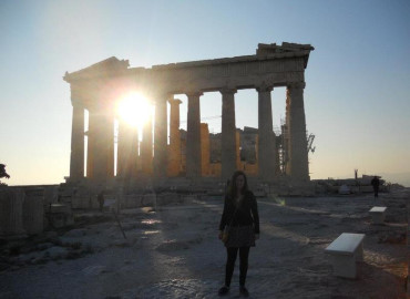 Study Abroad Reviews for St. Mary's College of Maryland: Athens - Greece Study Tour: Athletes, Actors and Sages