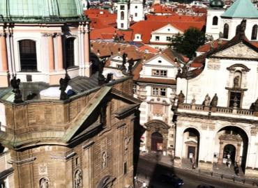 Study Abroad Reviews for ESAC: Internships in Prague