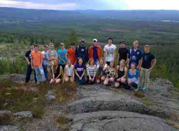 Study Abroad Reviews for Stephen F. Austin State University (SFA): Connecting with People and Nature in Sweden Maymester Program
