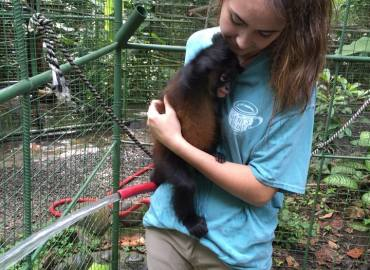 Study Abroad Reviews for Greenheart Travel: Costa Rica - Animal Rescue Center in Costa Rica for Teens