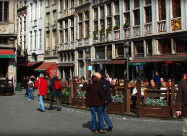 Study Abroad Reviews for CIEE: Brussels - Business, Communications and Culture