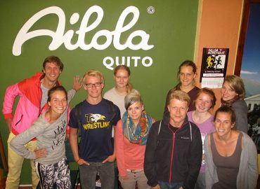 Study Abroad Reviews for Ailola Lingua: Quito - Spanish Language & Volunteer Programs in Quito