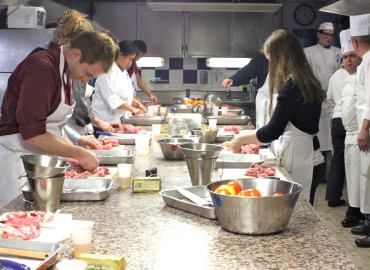 Study Abroad Reviews for Le Cordon Bleu: Paris - Culinary Arts and Hospitality Programs