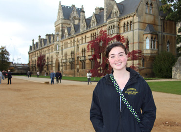Study Abroad Reviews for IES Abroad: Oxford Direct Enrollment - St. Catherine's College