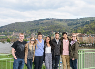 Study Abroad Reviews for European Study Center: Heidelberg - Study Abroad in the EU
