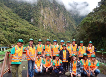 Study Abroad Reviews for The GREEN Program: Peru - Water Resource Management & Sustainable Practices