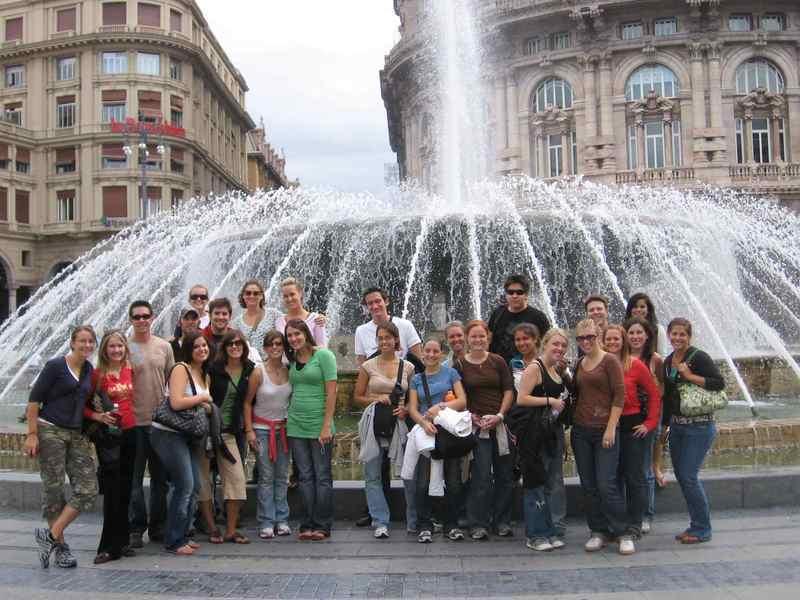 U of study abroad italy