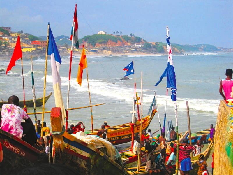 Image result for traveling ghana