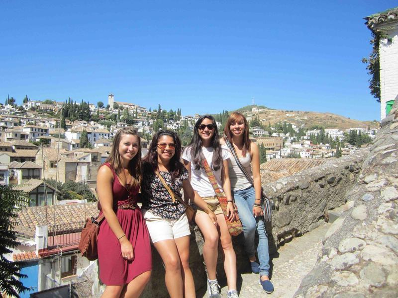 A Year In Granada, Spain: The Greatest Experience of My Life | A ...