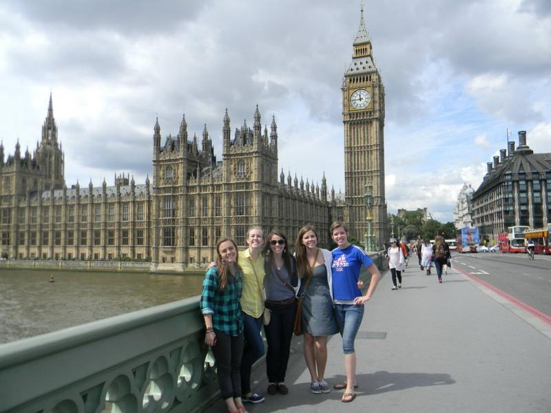 BCA London, England Summer Study Abroad Program For U.S ...