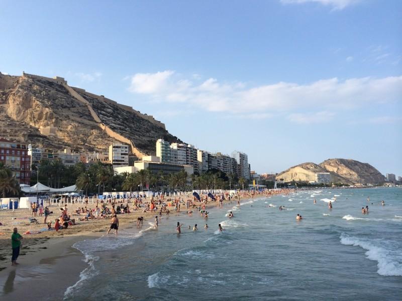 Study Abroad 2014: Alicante, Spain - YouTube