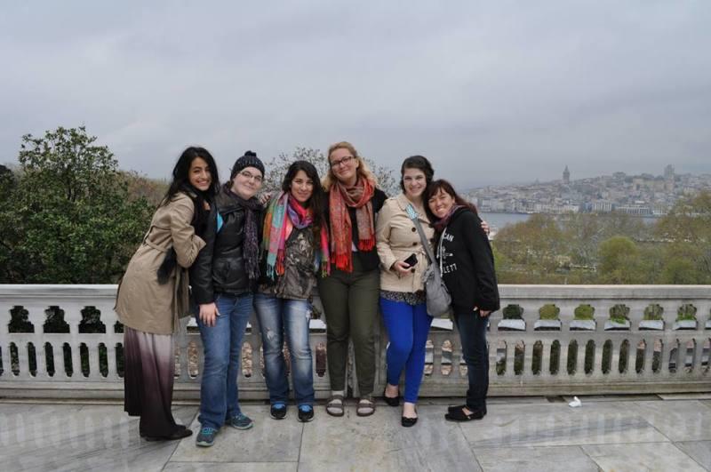 Athena study abroad greece