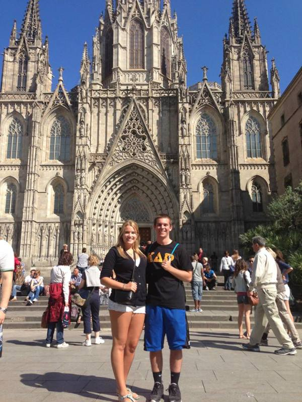 institute for american universities iau summer in barcelona spain