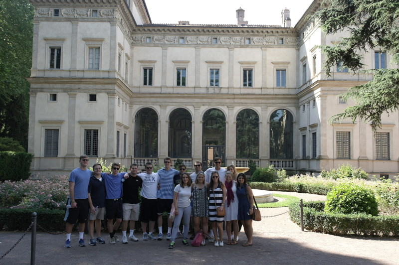 Summer in Rome | Summer Study Abroad in Italy | CISabroad