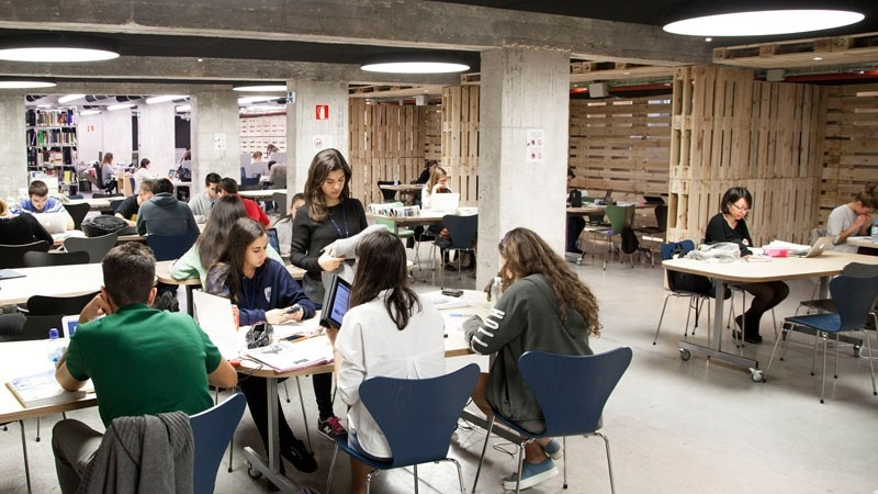 Ie business school madrid direct enrollment exchange for Business school madrid