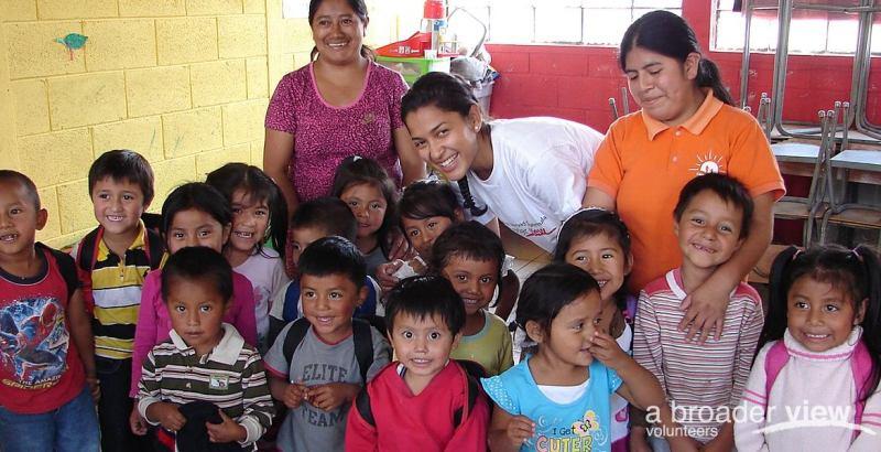 Volunteer Guatemala Xela: Orphanage Program